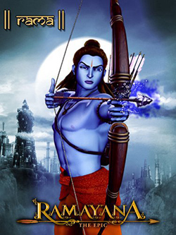 Ramayana: The Epic 2010 Dual Audio Hindi Tamil BluRay 720p