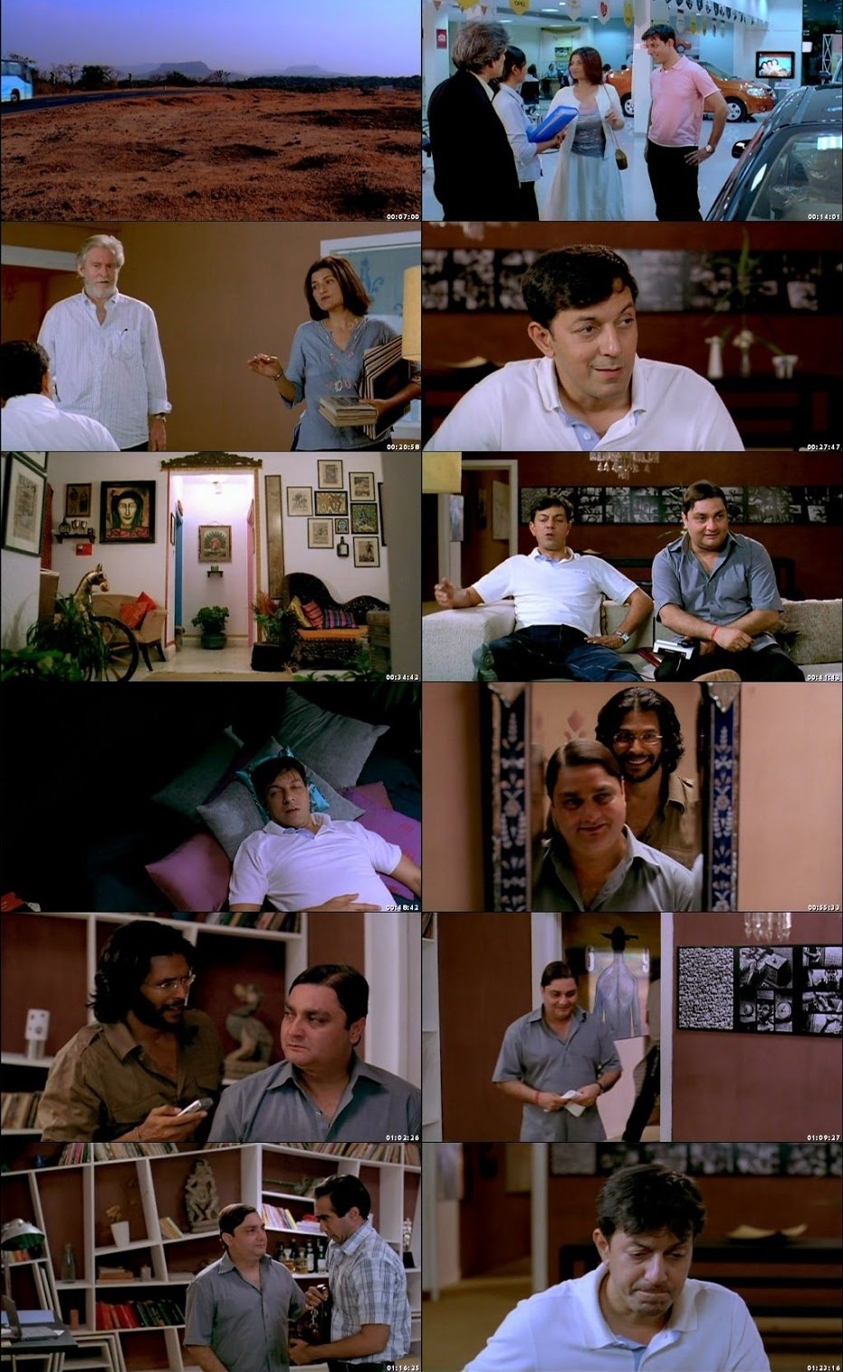 Bheja Fry 2007 Full Hindi Movie Online Watch