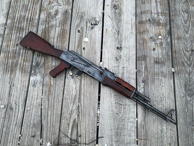 Romanian-Battlefield-Worn-Finish-AK-CW-Gunwerks-Right