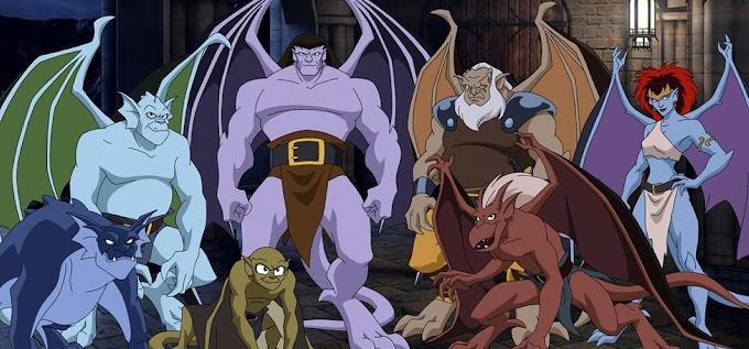 Nueva información sobre la cancelación de una de las series de animación de los 90: Gárgolas