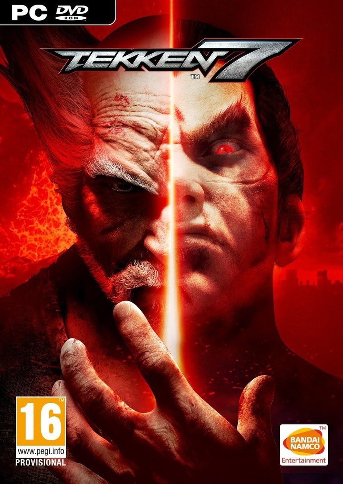 Tekken 7 ESPAÑOL PC