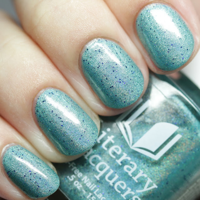 Literary Lacquers Oh Calamity!