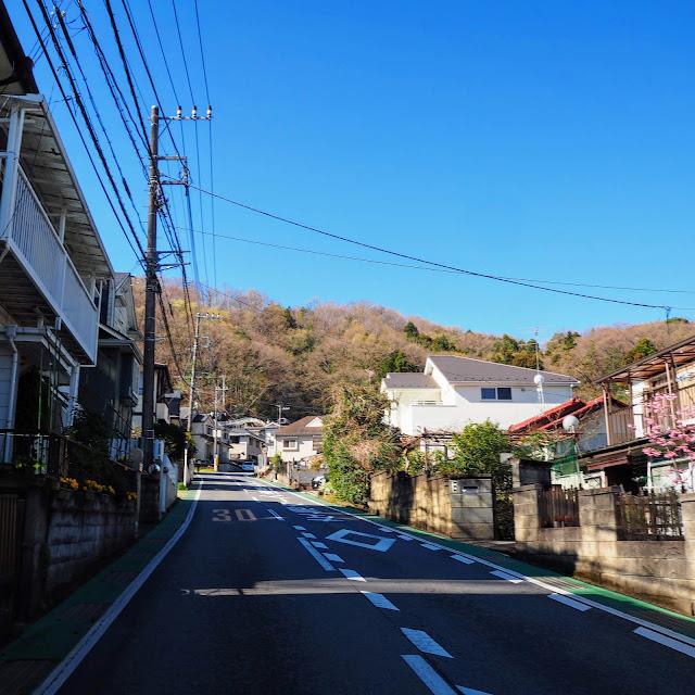渋沢~篠窪