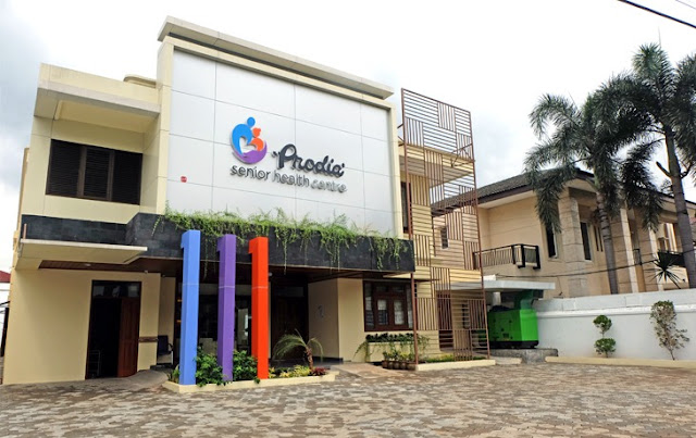 Prodia Senior Health Centre, Pusat Layanan Kesehatan Geriatri di Indonesia
