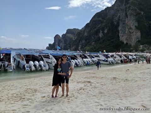 Honyemoon Day 10 - Phiphi Island Tour