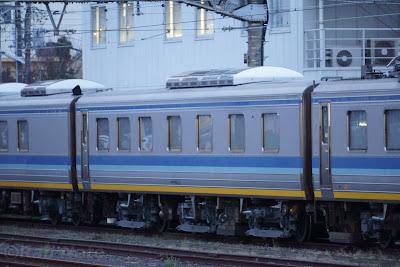 キサヤ94形軌道検測車