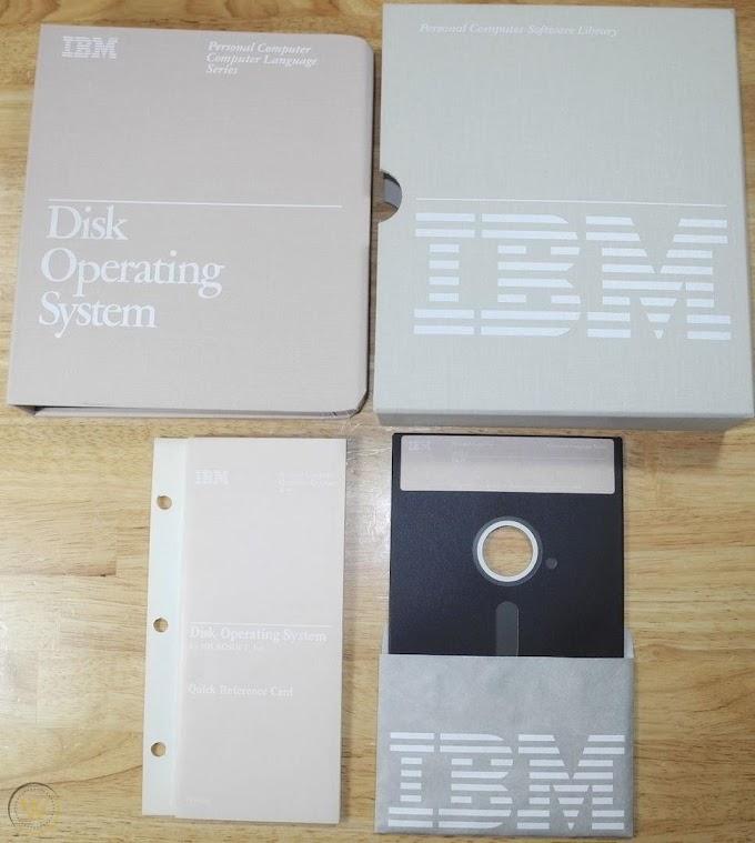 PC-DOS 1.0