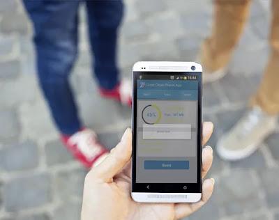Clean Phone App