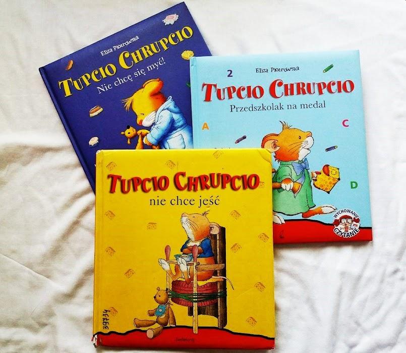 Tupcio Chrupcio - Eliza Piotrowska