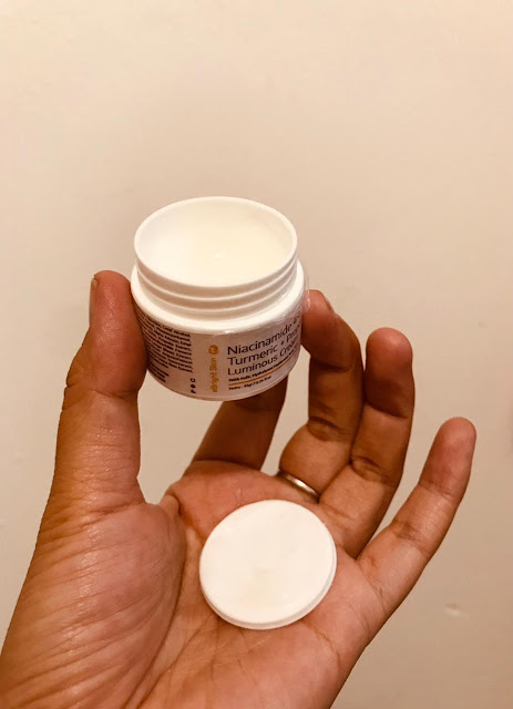 Niacinamide 4% + Turmeric + Propolis Advanced Luminous Cream