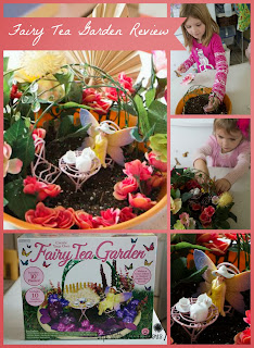 Fairy Tea Garden Kit Review