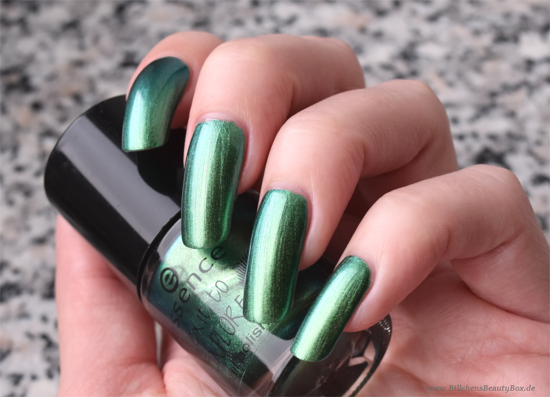 essence - exit to explore Limited Edition - nail polish 'liana's in the jungle'