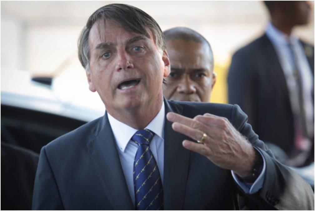 """""""Acabou, porra! Somos um país livre e vamos continuar livres"""", desabafa Bolsonaro"""