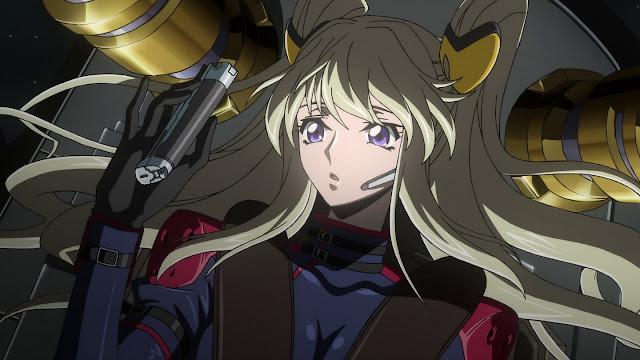 Code Geass : Bokukoku No Akito - Malcal Leila