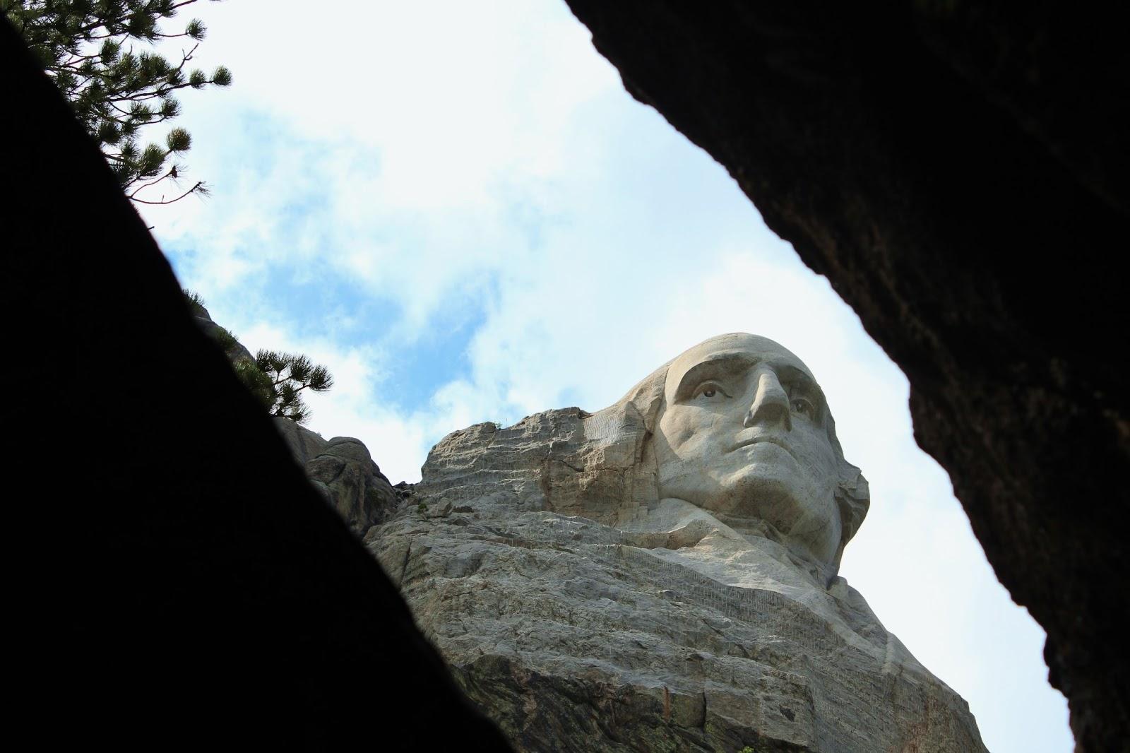 Artteajannell Mount Rushmore
