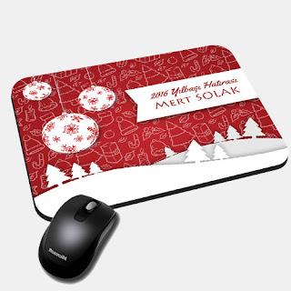 Yılbaşı Mousepad