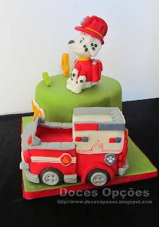 bolo ambulância patrulha pata
