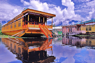 Dal Lake tourist destination in jammu