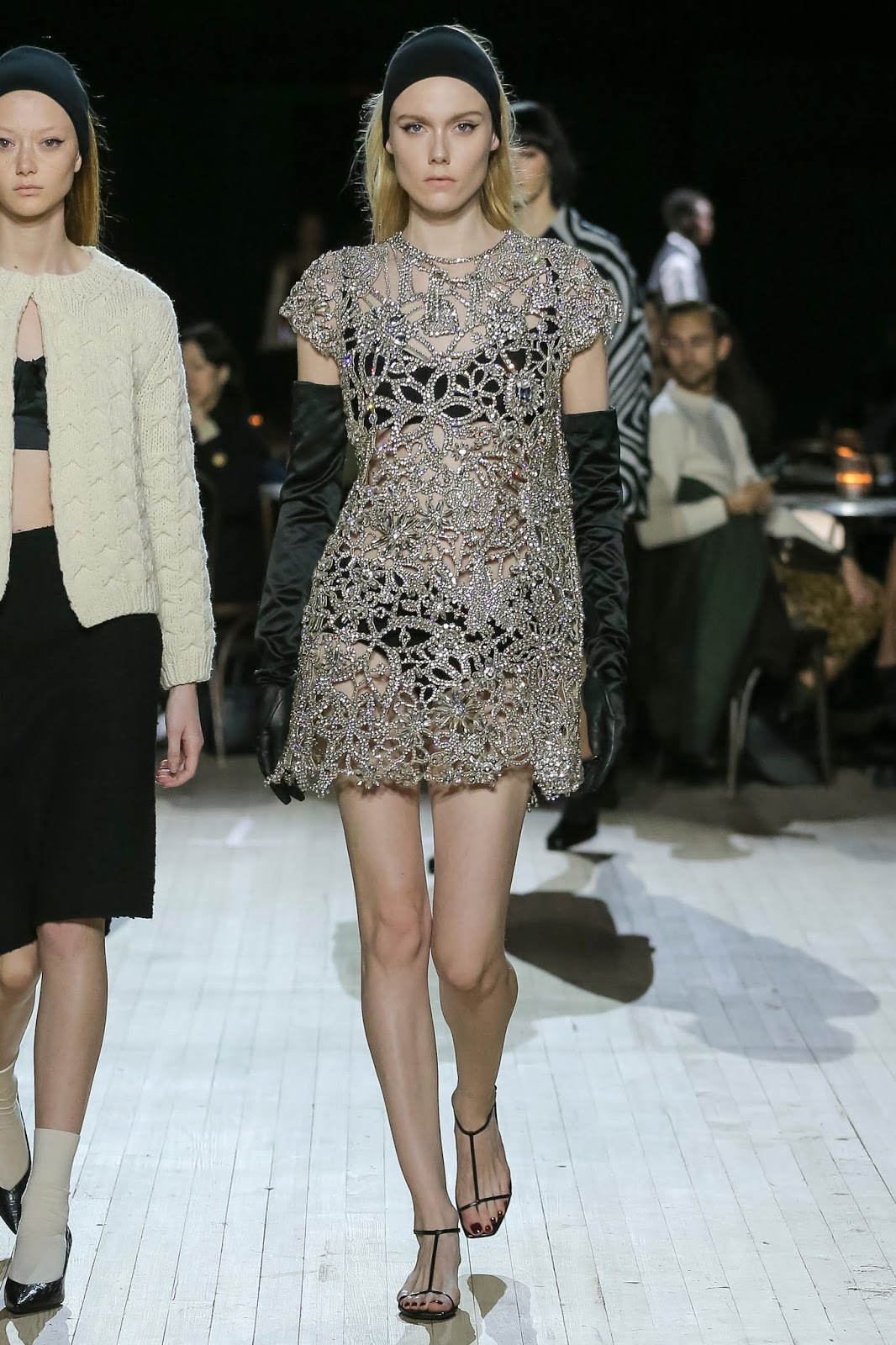 Jacobs: Runway Glamour