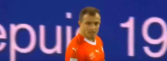 سويسرا تتأهل لكأس العالم 2018