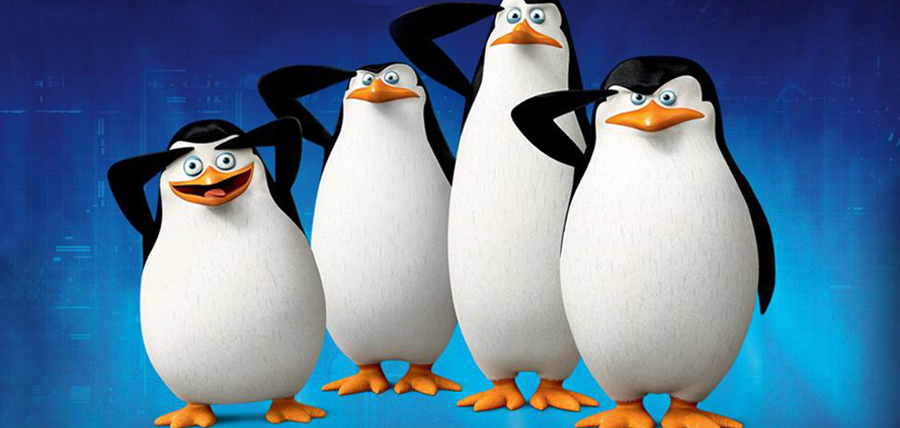 Skipper, Kowalski, Rico și Private