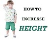 Tips To Increase Height At Home