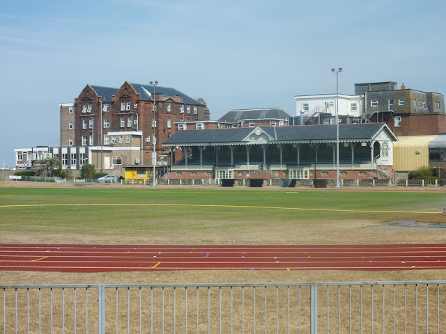 Wellesley Road Football Stadium in Great Yarmouth