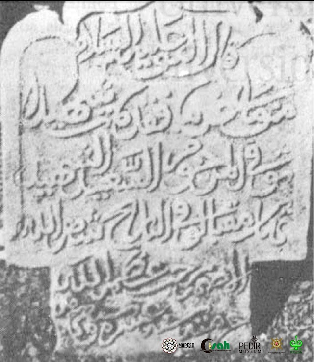 Teknik dan Penggayaan Kaligrafi Arab di Negeri Jawi abad ke-8 H (ke-14 M)