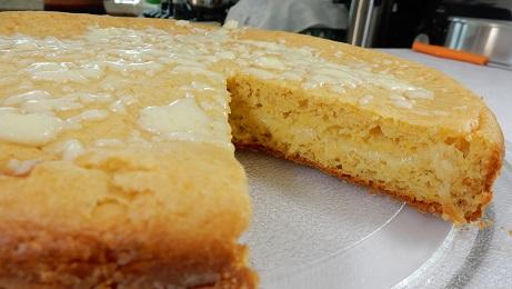 Receita: Como fazer torta de milho com queijo - Comida Arretada