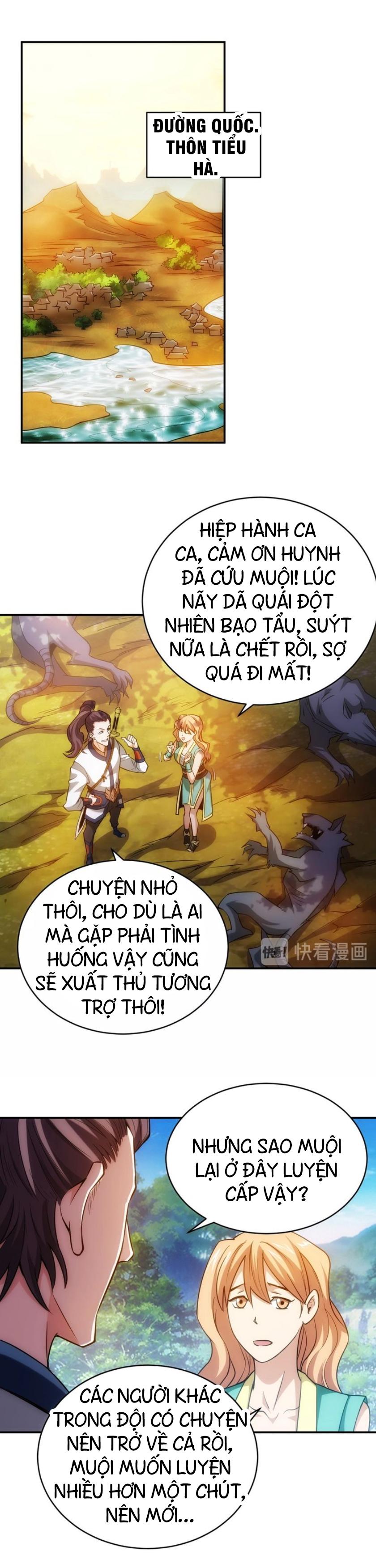 Rich Player - Người Chơi Khắc Kim Chapter 51 video - Hamtruyen.vn