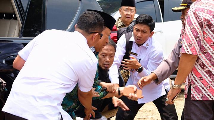 Terrorist Observer Asks Wiranto to Introspect Statements During This Time