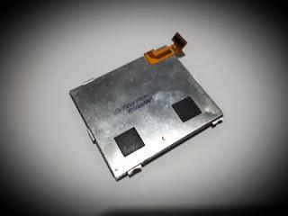 LCD Blackberry Onix 9700 9780 Seken Original Copotan