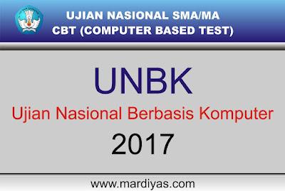Persiapan Pelaksanaan UNBK 2017