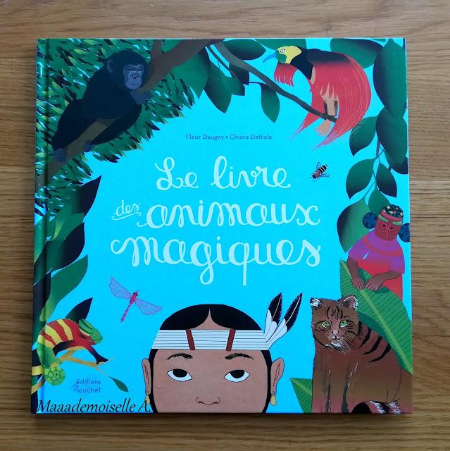 Le livre des animaux magiques (Présentation & Avis)