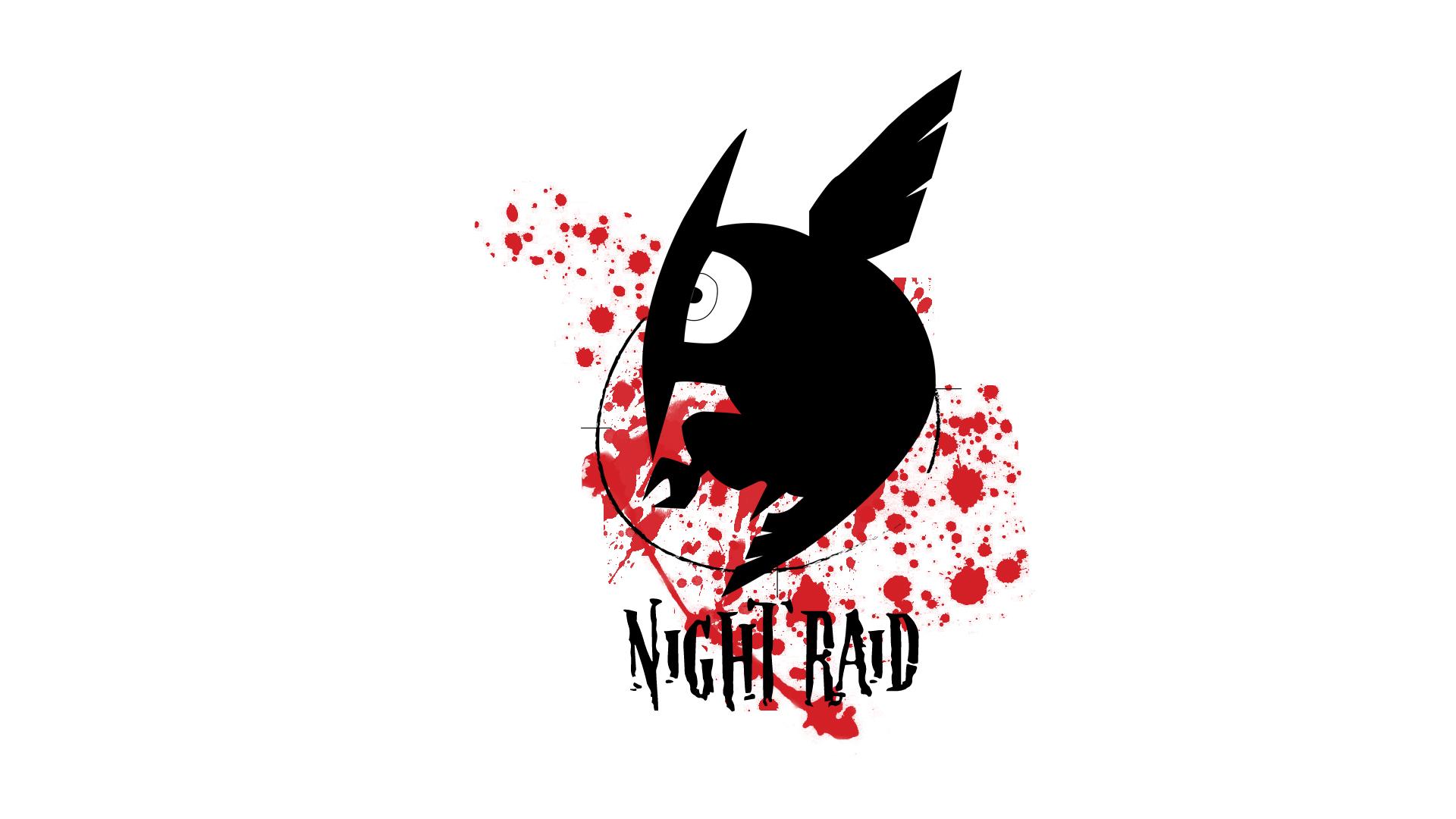Night Raid Akame ga Kill Wallpaper HD
