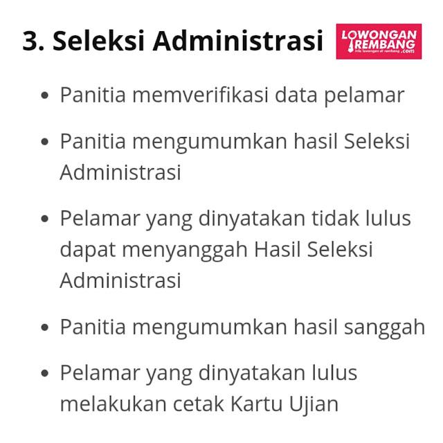 5 Langkah Mudah Seleksi Administrasi Alur Seleksi CPNS