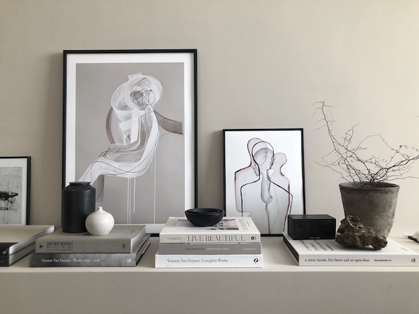 books, prints, art , posters