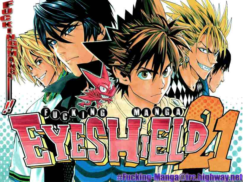 Eyeshield 21 chapter 76 trang 1