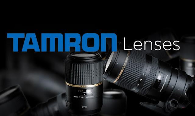 Lensa Tamron