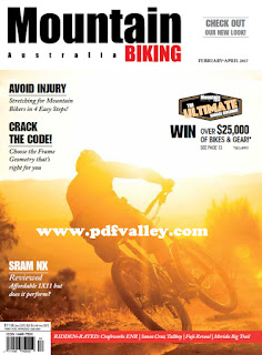 Mountain Biking Magazine February 2017 AU