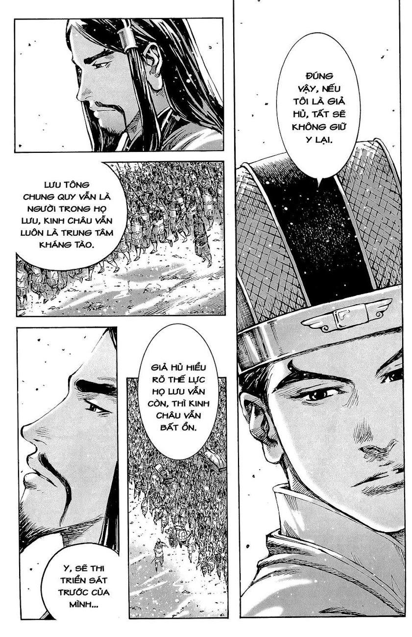 Hỏa phụng liêu nguyên Chương 385: Trí giả ám lộ [Remake] trang 17