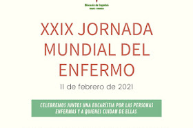 XXIX Jornada Mundial del Enfermo