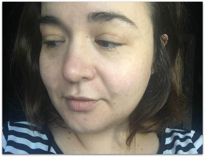 Chanel Les Beiges Healthy Glow Foundation Review, Before and After pics