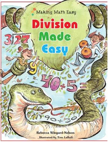 Haciendo facil la division - Division Made Easy