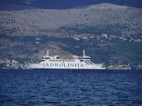 trajekt Jadrolinija Brački kanal slike otok Brač Online