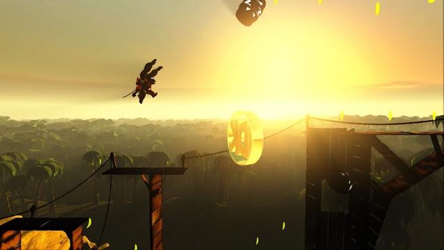 Imagem do Donkey Kong Country Remasterizado