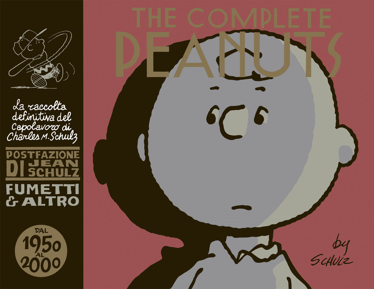 the complete peanuts panini