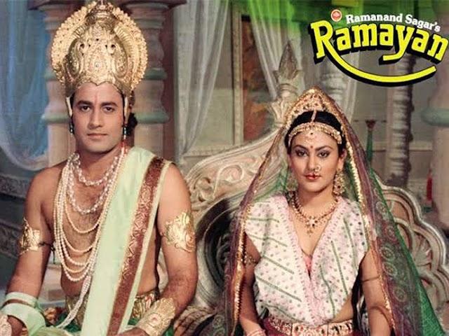 टीआरपी की रेस में रामायण ने फिर मारी बाज़ी - देखे पूरी लिस्ट