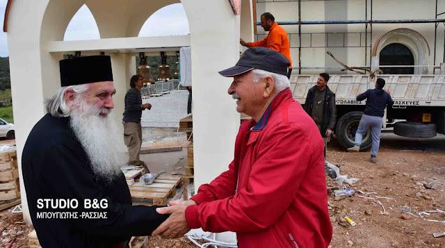 Απεβίωσε ο ελληνορωσικής καταγωγής κτήτορας του Αγίου Λουκά στην Αργολίδα Ιωάννης Σαουλίδης