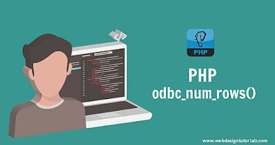 PHP odbc_num_rows() Function